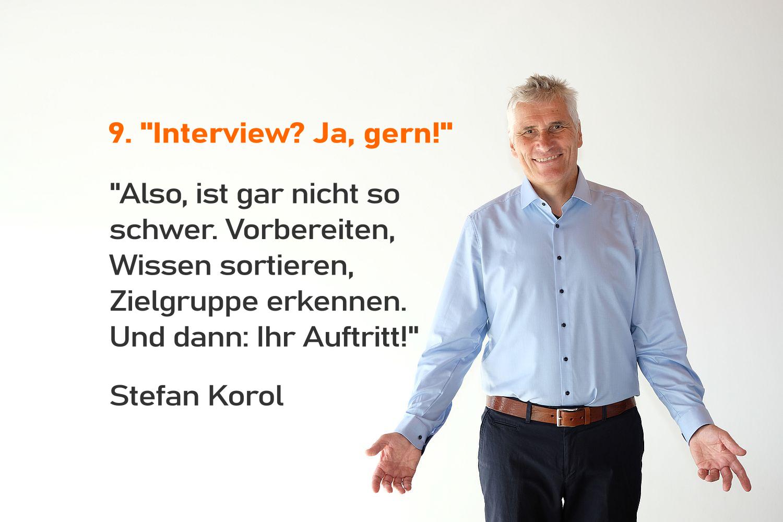 Interview Tipp 09 Ihr Auftritt-png