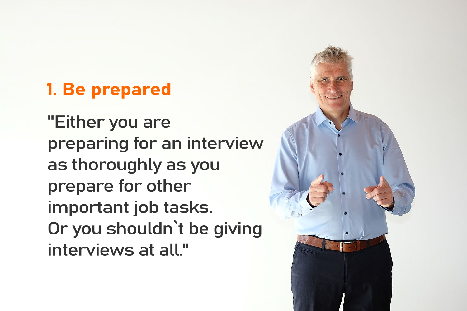 Interview tip 01 Be prepared-png