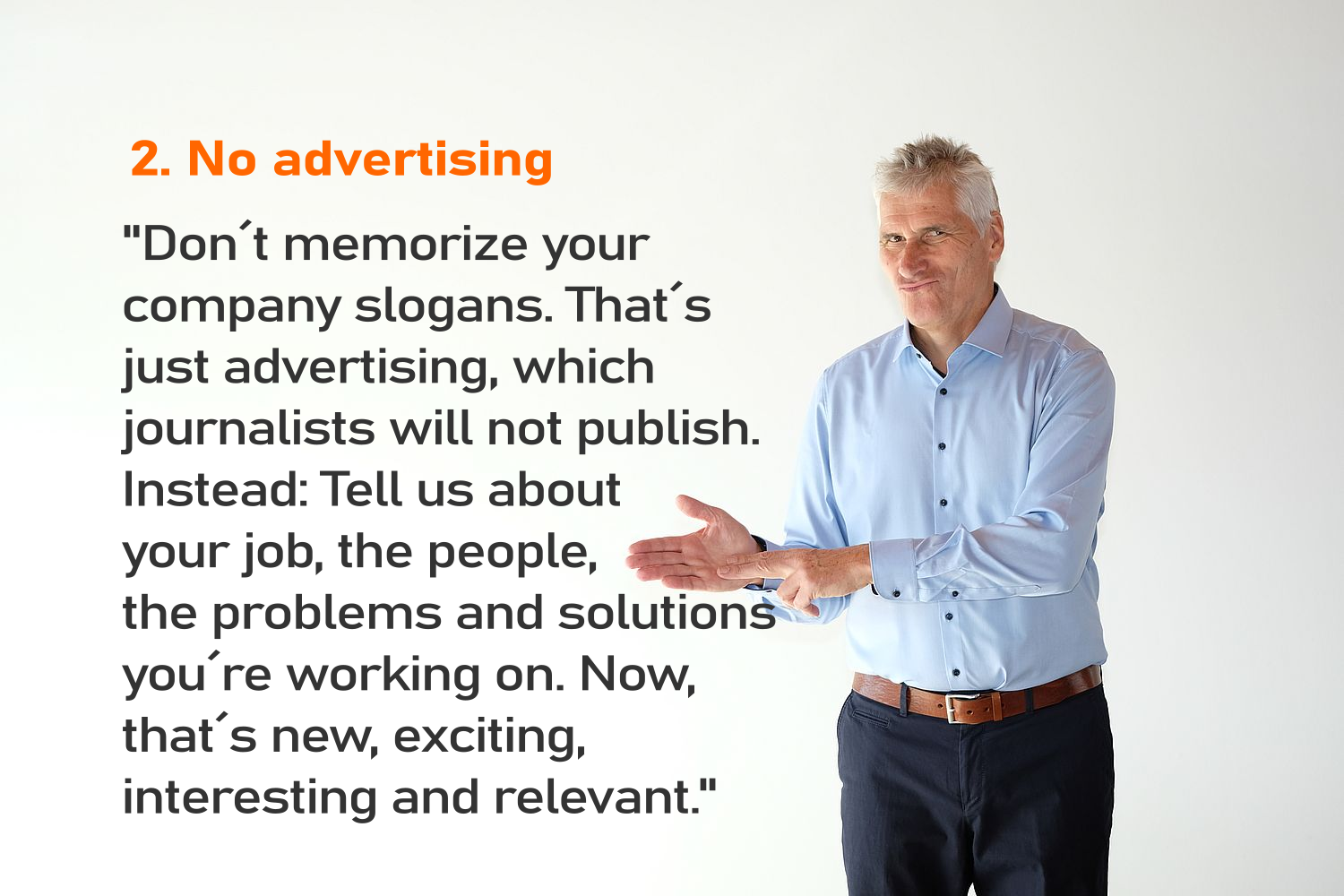 Interview tip 02 No advertising-png
